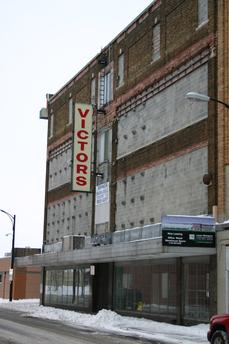 243 Lombard: Former Zolte's, later Victor's Furniture Store