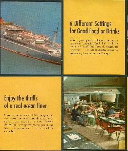 Aquarama 1952 Brochure