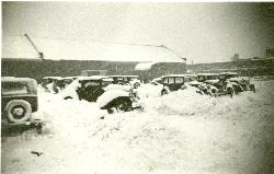 "St. Patrick's Day storm of 1936. Buffalo truly is the ""City of Good Neighbors"" during a storm."