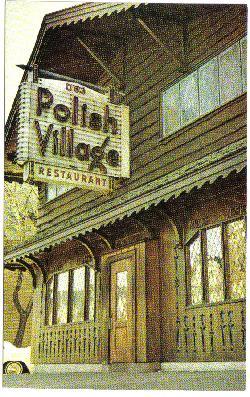 Forgotten Buffalo featuring the Polish Village, 1163 Broadway