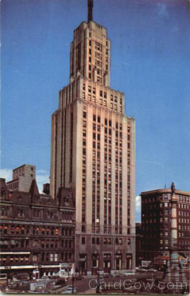 Forgotten Buffalo featuring the Rand Building