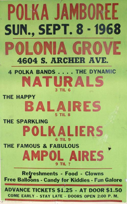 1968, Polonia Grove, Chicago