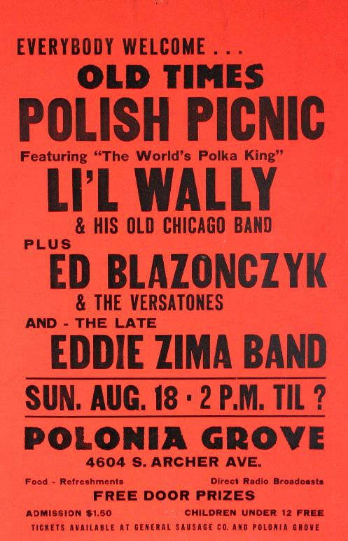 Polonia Grove, Chicago