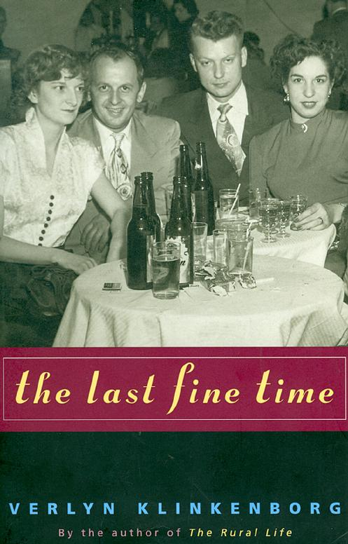 Verlyn Klinkenborg's The Last Fine Time