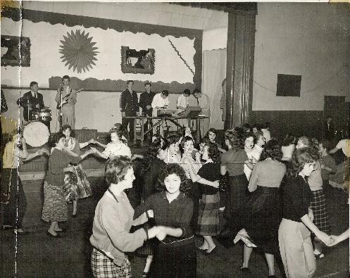 1950 s Sock Hop at Mount Mercy Academy