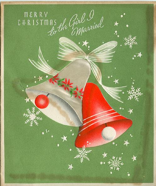 Vintage christmas holiday cards retro graphics 1930s 50s 60s 60s 1947 m4hsunfo