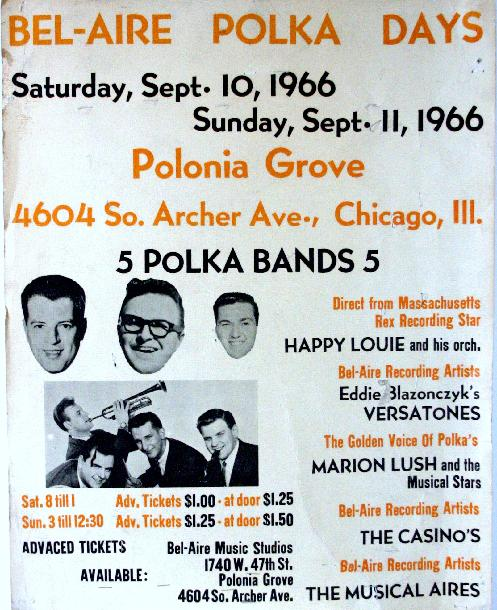 1966, Polonia Grove, Chicago