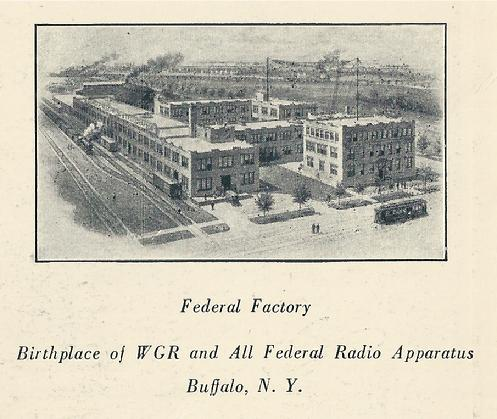 1738 Elmwood Avenue, Buffalo - Birthplace of WGR Radio